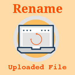 Rename any uploaded file in wordpress automatically thumb