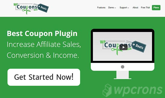 WP Coupons and Deals Coupon